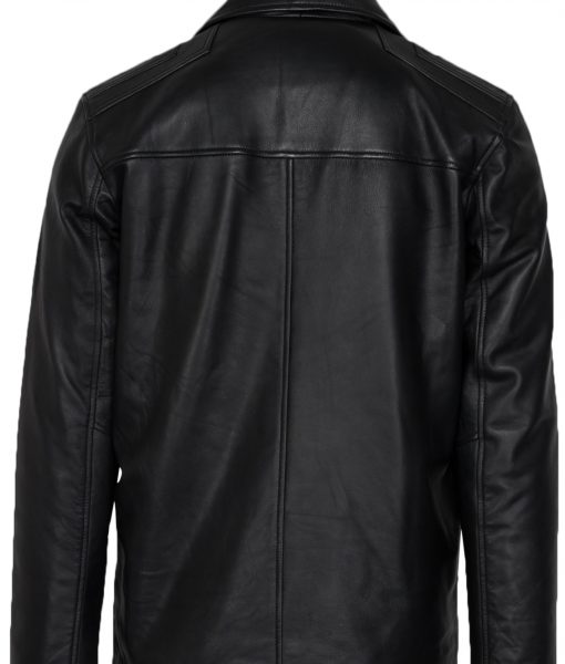 heren jas rbm -521 zwart