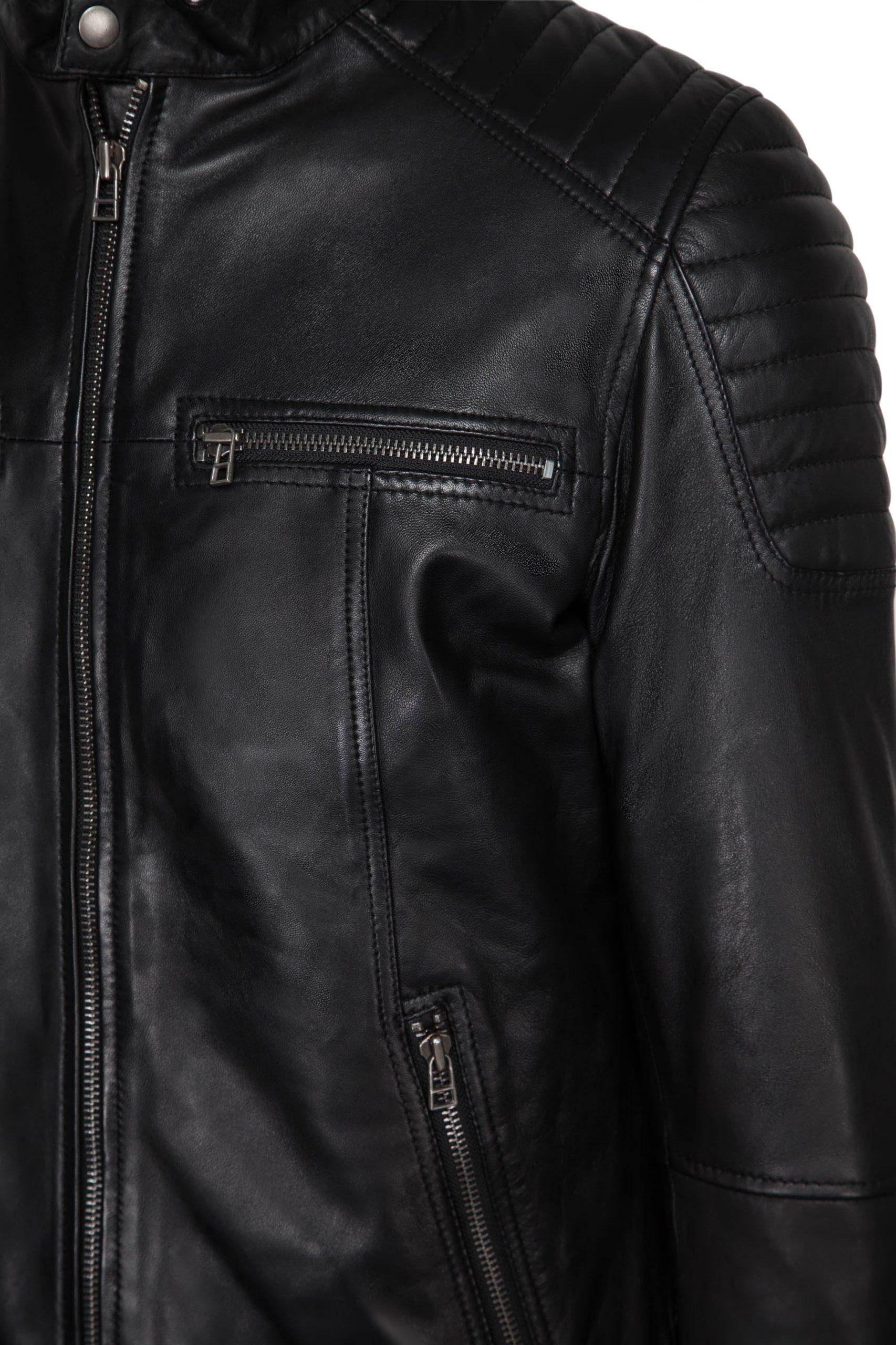 motor jas- rbm 513 zwart