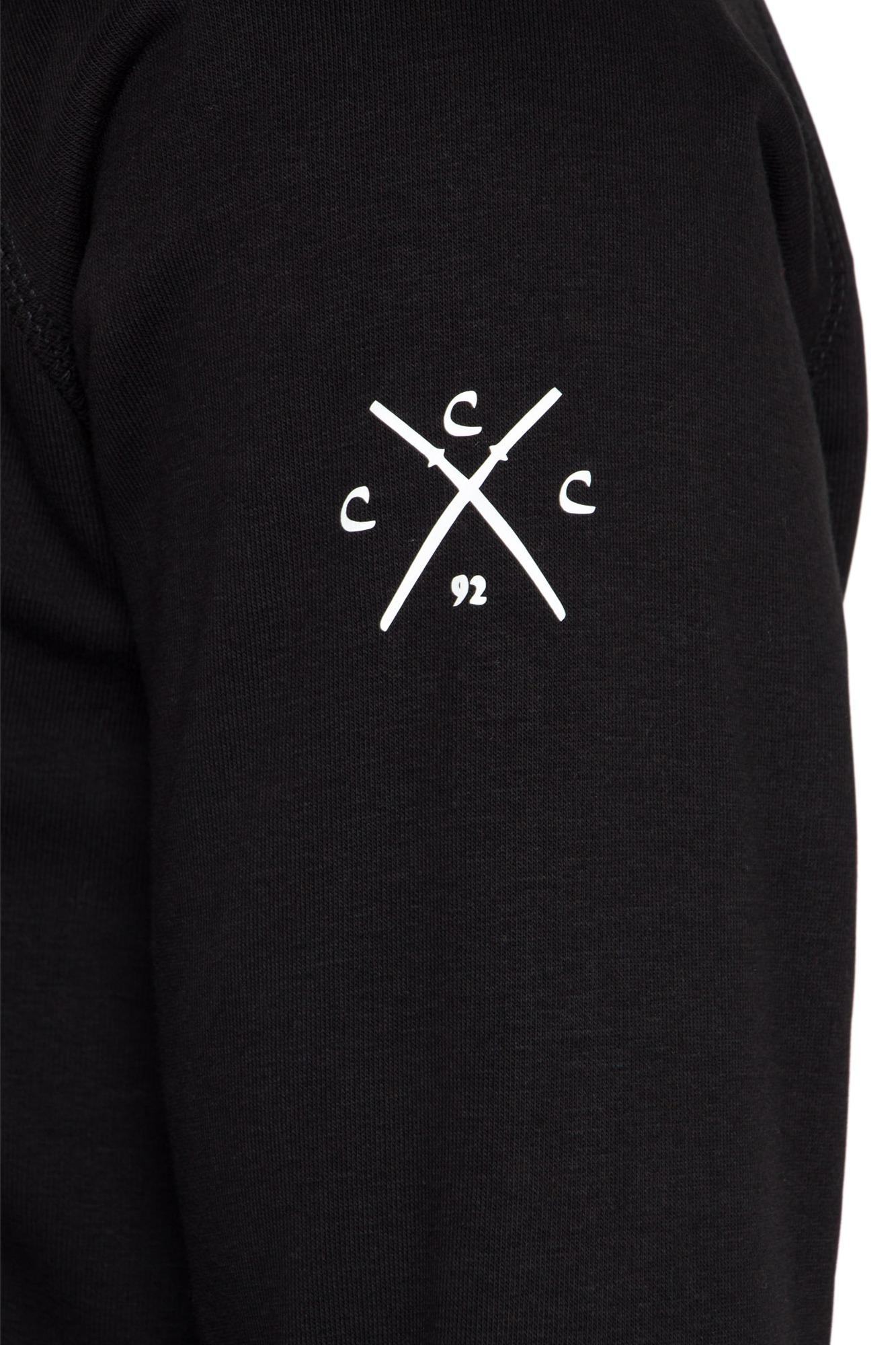 CORPION big sweater black
