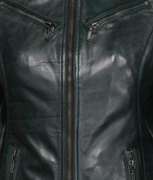RBM-dames jas groen 348