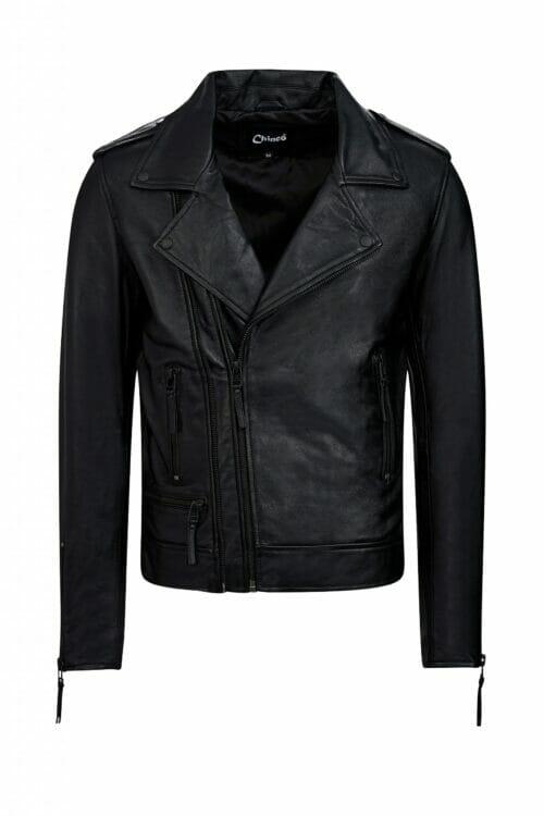 ADMIRAL Biker jacket zwart
