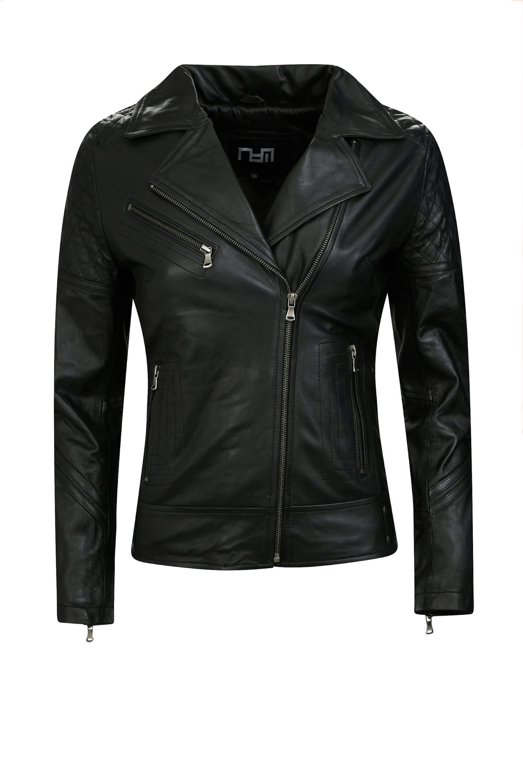 RBM-dames jasje zwart 497