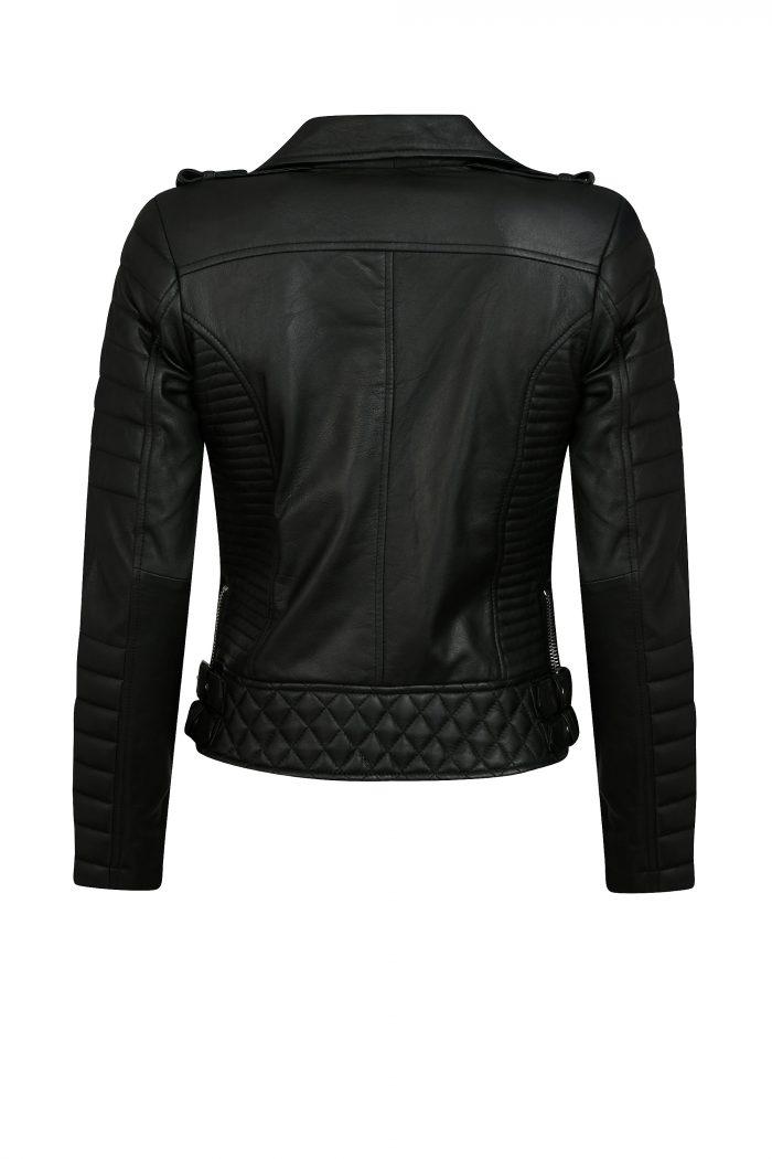 Chinco-Delore biker zwart