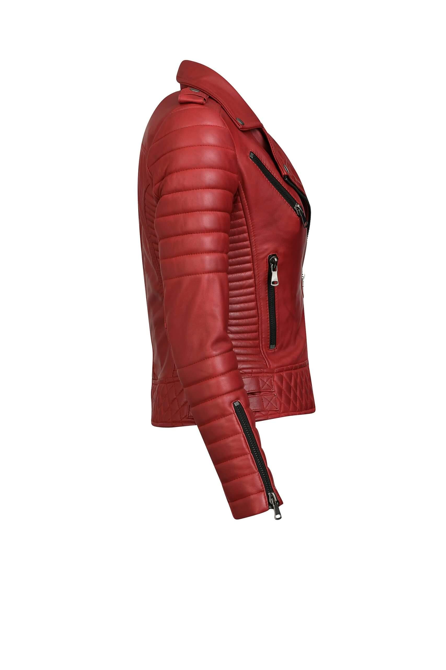 Chinco-Delore biker rood
