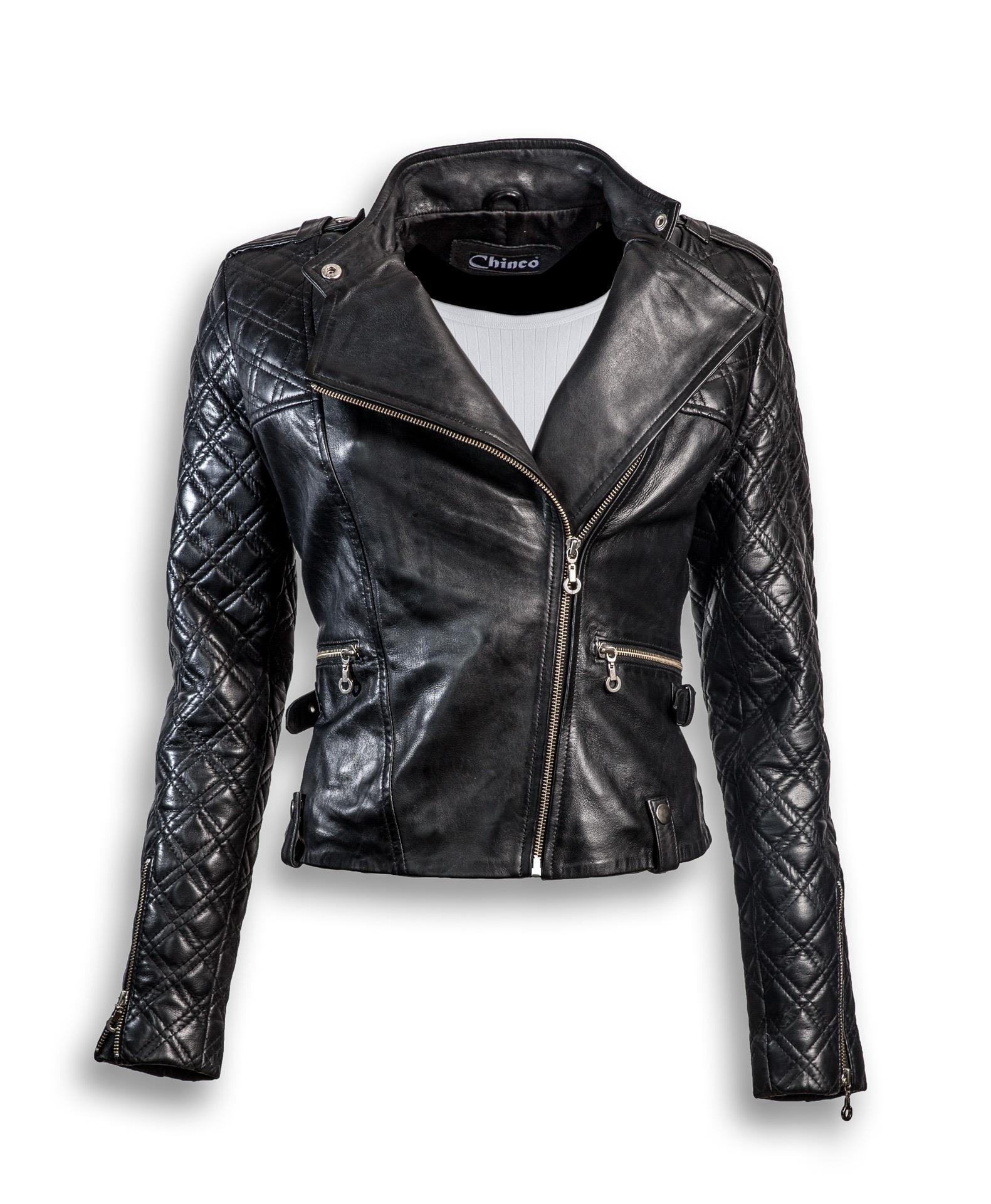leren & imitatieleren jassen Leren jassen van ONLY voor jonge vrouwen – ontdek onze grote selectie van leren jassen, leatherlook jassen en bikerjacks. Geef je .