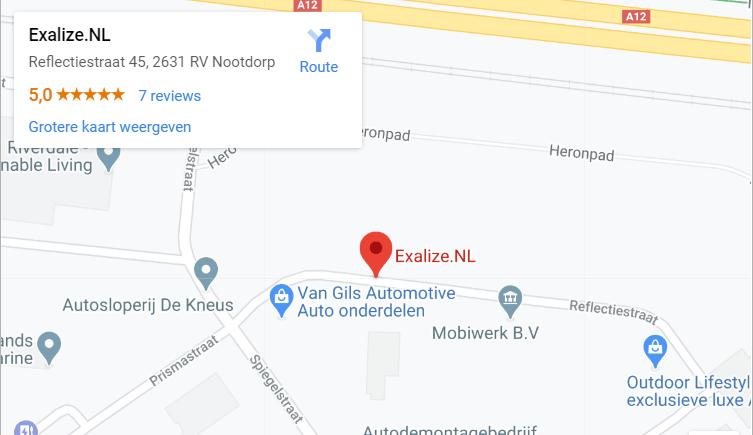 exalize.nl
